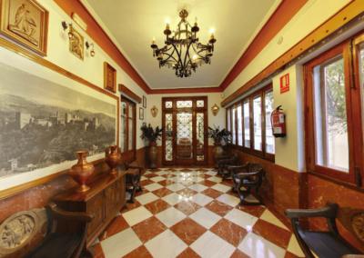 Hotel Castillo Lanjarón
